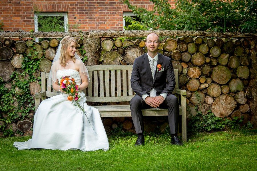 Hochzeitsfotografie in Nienburg