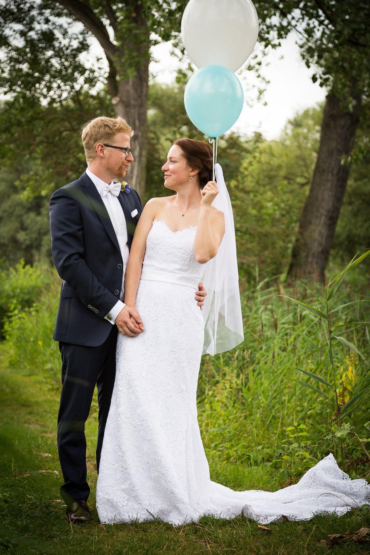 Brautpaarshooting in Hannover
