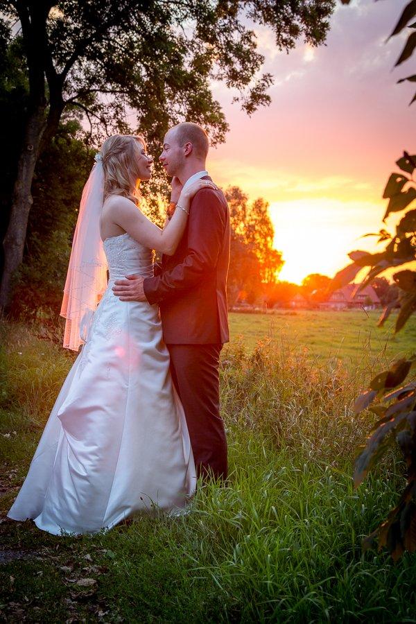 Ein Sommertraum, dieser Hochzeitstag
