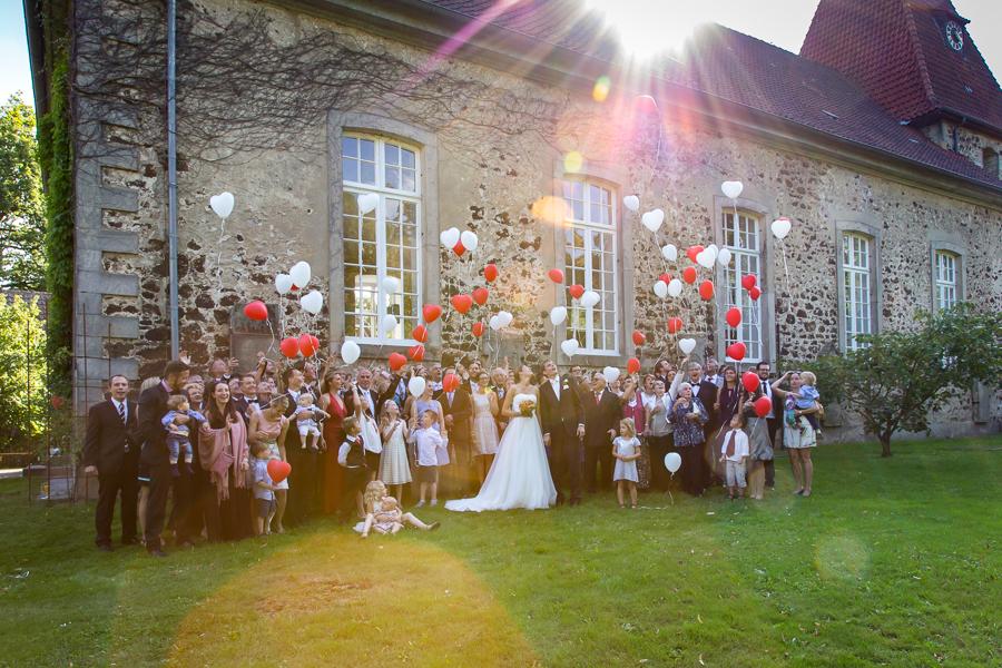 Hochzeitsreportage für Franziska und Christian