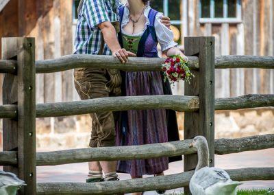 Hochzeitsfeier im Erlebnis-Zoo Hannover