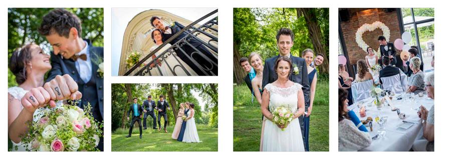 Hochzeits-Fotobuch