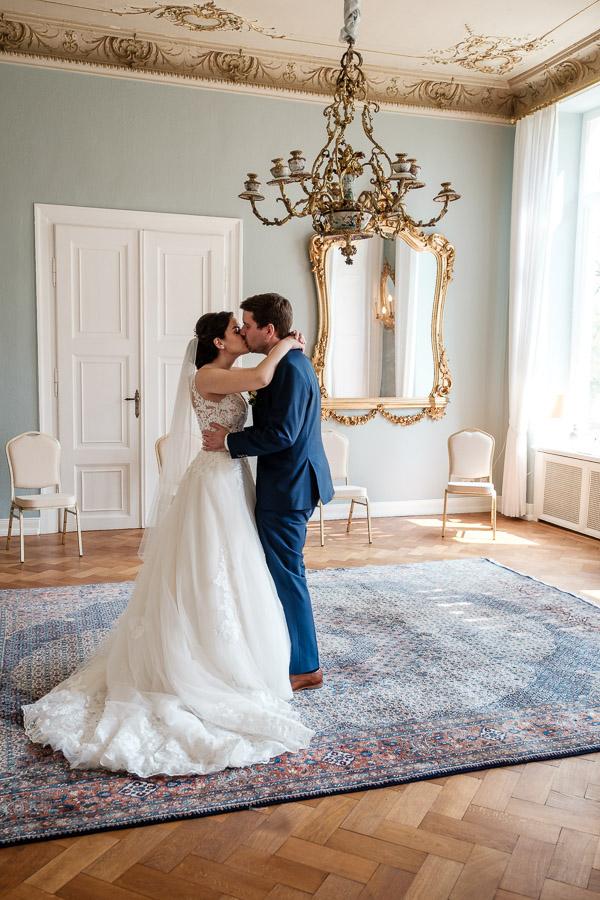 Hochzeitstanz im Trauzimmer